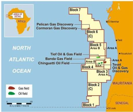 Mauritania Block