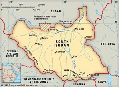 south_sudan_yei_map
